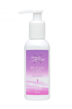 Bio Clean Care 120ml - Sabonete íntimo Com Ação Rejuvenescedora E Clareadora - 120 ml