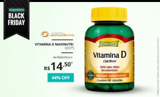 Vitamina D em pró da saúde
