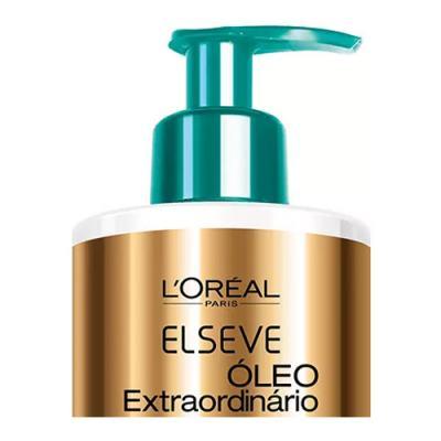 Imagem 2 do produto L'Oréal Paris Elseve Light-Poo Óleo Extraordinário - Shampoo de Tratamento - 400ml