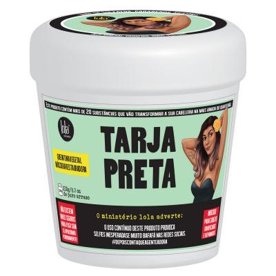 Lola Cosmetics Tarja Preta Queratina Vegetal - Máscara de Reconstrução - 230g