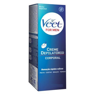 Imagem 2 do produto Creme Depilatório For Men Veet - Depilatório Corporal - 180ml