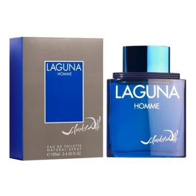 Imagem 1 do produto Laguna Homme Salvador Dali - Perfume Masculino - Eau de Toilette - 100ml