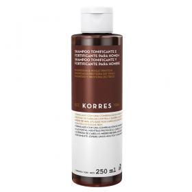 Korres Magnesium e Wheat Protein - Shampoo Fortalecedor - 250ml