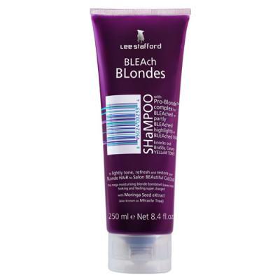 Lee Stafford Bleach Blonde - Shampoo - 250ml