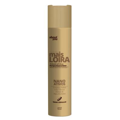 About You Mais Loira - Shampoo Desamarelador - 300ml