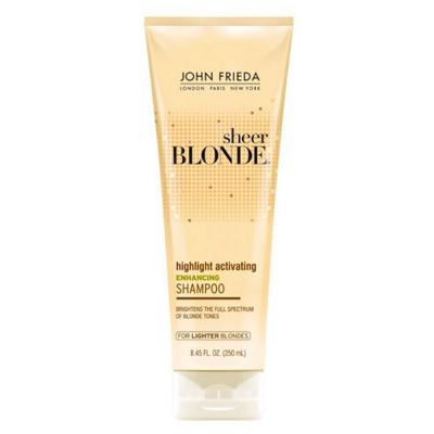 John Frieda Sheer Blonde Highlight Activating Enhancing - Shampoo - 250ml