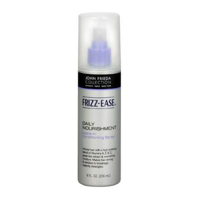 John Frieda Daily Nourishment Leave-in Conditionint Spray - Creme Para Pentear - 236ml
