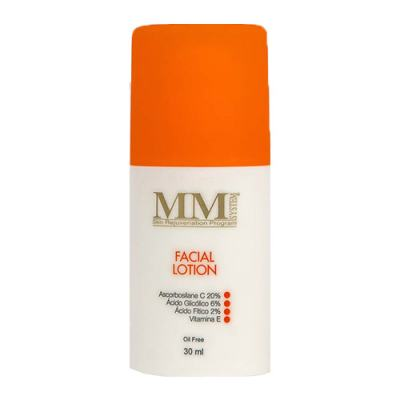 Facial C Lotion 20 M&M - Rejuvenescedor Facial - 30ml
