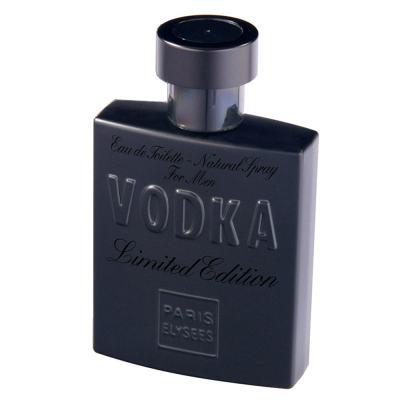 Vodka Limited Edition Paris Elysees - Perfume Masculino - Eau de Toilette - 100ml