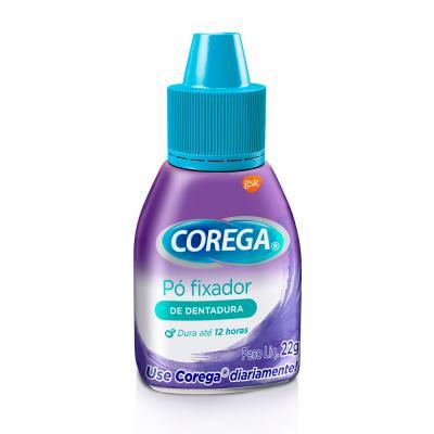 Imagem 1 do produto Fixador de Dentadura Corega em Pó 22g