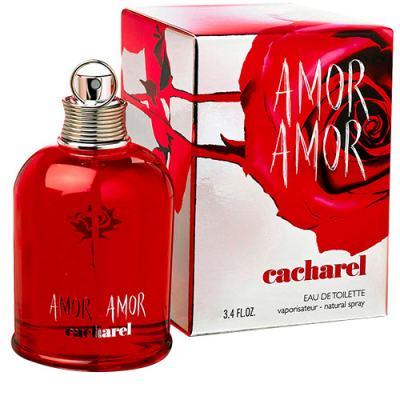 Imagem 2 do produto Amor Amor Cacharel - Perfume Feminino - Eau de Toilette - 30ml