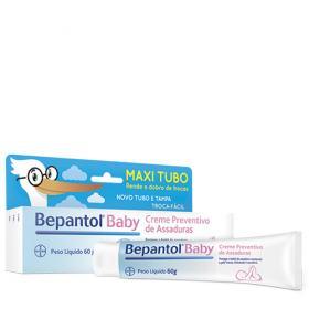 Bepantol Baby Maxi Turbo Bayer - Creme Preventivo de Assaduras - 60g