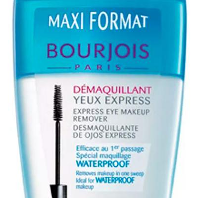 Imagem 3 do produto Démaquillant Yeux Express Bourjois - Demaquilante - 200ml