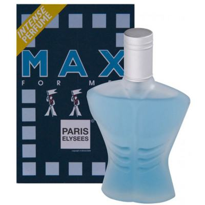Imagem 2 do produto Max Paris Elysees - Perfume Masculino - Eau de Toilette - 100ml