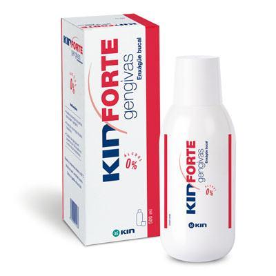 Imagem 1 do produto Enxaguante Bucal Kin Forte - 500ml