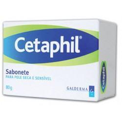 Sabonete Cetaphil Pele Seca 80g