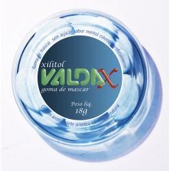 Imagem 1 do produto Goma de Mascar Valda Xilitol Lata 18g