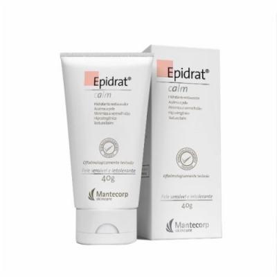 Hidratante Epidrat Calm Mantecorp Skincare 40g