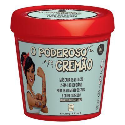 Imagem 1 do produto Lola Cosmetics O Poderoso Cremão 2 em 1 - Máscara Capilar - 230g