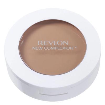 New Complexion One-Step Compact Makeup Revlon - Pó Compacto - Natural Beige