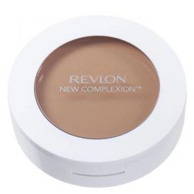 New Complexion One-Step Compact Makeup Revlon - Pó Compacto - Natural Beige