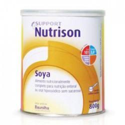 Suplemento Alimentar Danone Nutrison Soya Sabor Baunilha 800g