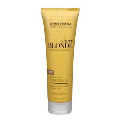 Sheer Blonde Highlight Activating For Darker Blondes John Frieda - Condicionador - 250ml