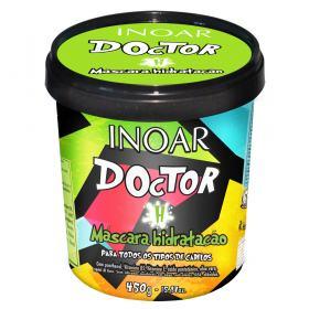 Inoar Doctor H Hidratação - Máscara Hidratante - 450g