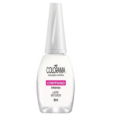 Imagem 1 do produto Esmalte Colorama Cremoso Leite de Côco 8ml