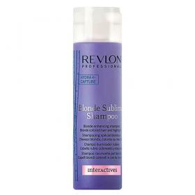 Revlon Professional Interactives Blonde Sublime - Shampoo Matizador - 250ml