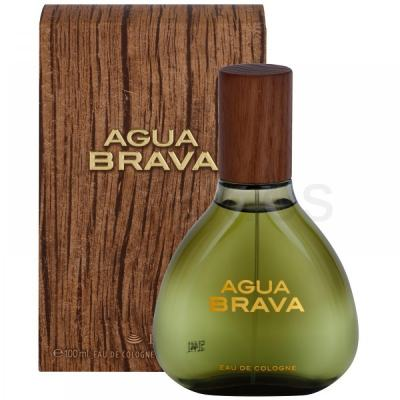 Agua Brava De Antonio Puig Eau De Cologne Masculino - 100 ml