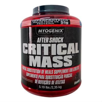 Critical Mass 2,35kg - Myogenix - Chocolate
