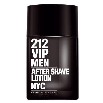 212 Vip Men After Shave Lotion Carolina Herrera - Loção Pós-barba - 100ml