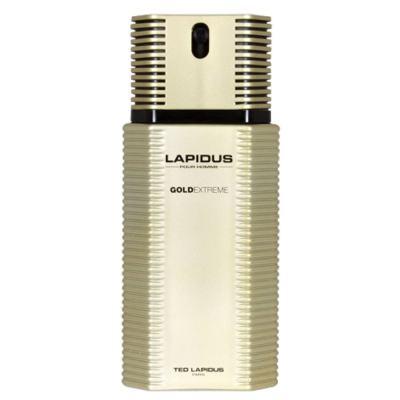 Lapidus TLH Gold Extreme Ted Lapidus - Perfume Masculino - Eau de Toilette - 100ml