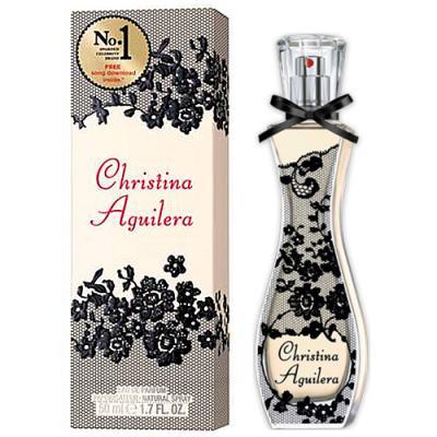 Imagem 1 do produto Signature Edição Limitada Christina Aguilera - Perfume Feminino - Eau de Parfum - 30ml