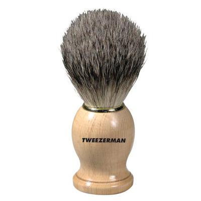 G.E.A.R. Deluxe Shaving Brush Tweezerman - Pincel de Barbear - 1 Un