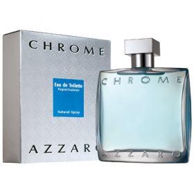 Azzaro Chrome Azzaro - Perfume Masculino - Eau de Toilette - 30ml