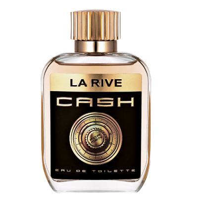 Cash La Rive - Perfume Masculino - Eau de Toilette - 100ml