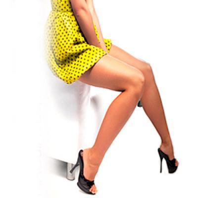 Imagem 3 do produto Meia Calça Instantânea 150ml Gold Nylons - Spray Bronzeador - Morena Escura