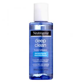 Deep Clean Fluído Bifásico Demaquilante Neutrogena - Demaquilante - 117ml