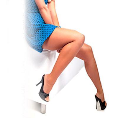 Imagem 3 do produto Meia Calça Instantânea 150ml Gold Nylons - Spray Bronzeador - Pele Bronzeada