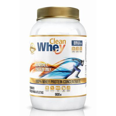 Clean Whey Concentrado 900g - Glanbia