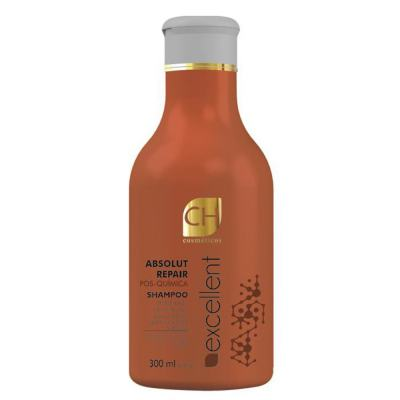 Shampoo Absolut Repair Pós Química - 300 ml
