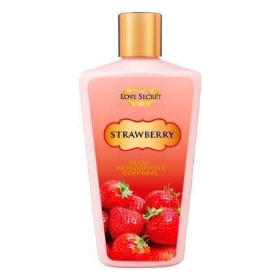 Loção Corporal Strawberry De Love Secret - 250 ml