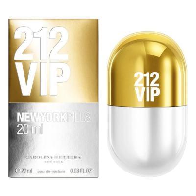 Imagem 1 do produto 212 Vip New York Pills de Carolina Herrera Eau de Parfum Feminino - 20 ml