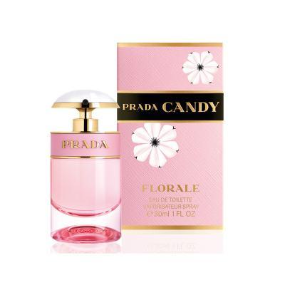 Prada Candy Florale Feminino Eau de Toilette - 30 ml