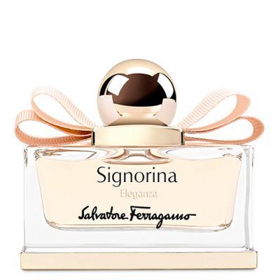 Signorina Eleganza Salvatore Ferragamo - Perfume Feminino - Eau de Parfum - 50ml