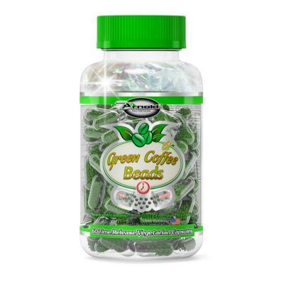 Green Coffe Beads 60 Cápsulas - Arnold Nutrition
