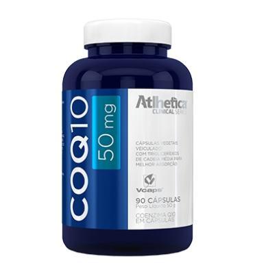 Coq 10 90 Cápsulas - Atlhetica Clinical Series