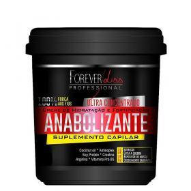 Forever Liss Anabolizante Capilar - Creme de Hidratação - 240g